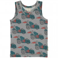 Hot Rod Tanktop in grau