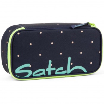 Schlamperbox satch mit Organisierfach Pretty Confetti