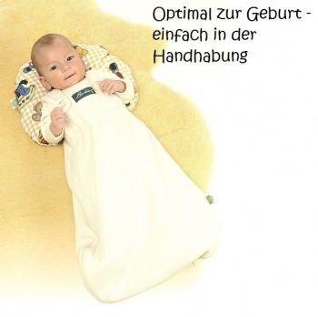 Ganzjahres Schlafsack für Neugeborene