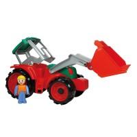 Vorschau: Truxx Traktor - Führerhaus zum Öffnen & Bespielen