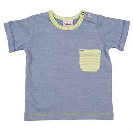 Baby Shirt sommerlich mit Brusttasche