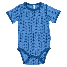Cooler Fussball Body blau