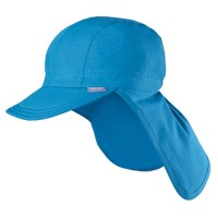 Kinder Capi Nackenschutz ozeanblau