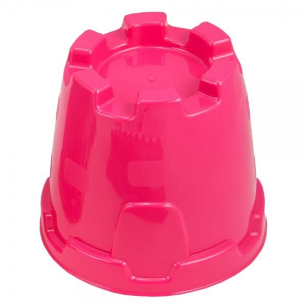 Sandform Burgturm - pink