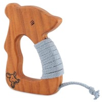 Greifling Holz Maus