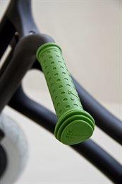 Silikongriffe für alle Wishbone Bikes - grün