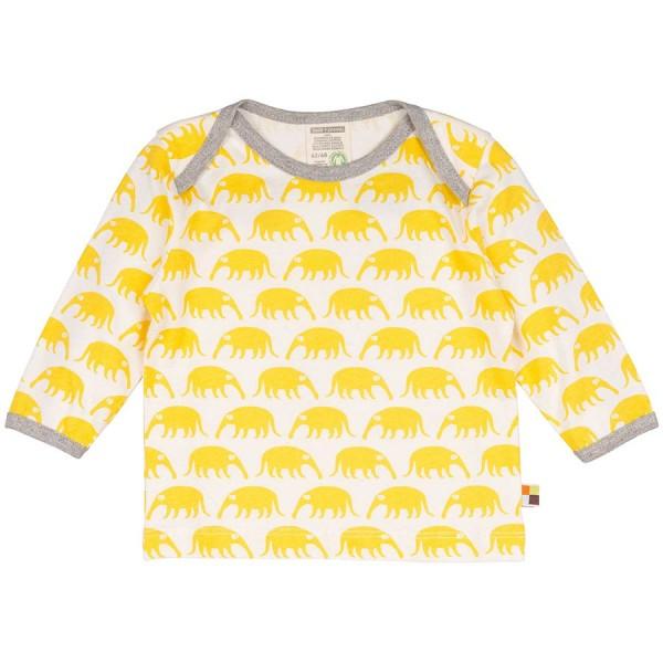 Bio Shirt leicht und robust loud and proud Nasenbär