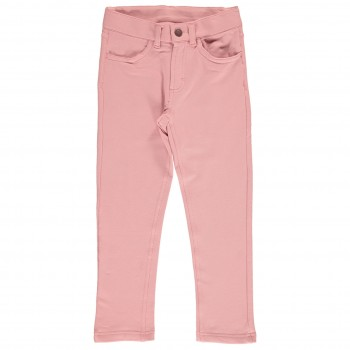 Sweat Treggings bequem dusty rose