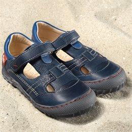Robuste Sandale für Kleinkinder mit Klettverschluss