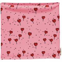 Schlauchschal Lollis in leuchtendem rosa 98/140