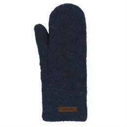 Bio Woll Handschuhe Kinder Jeansoptik