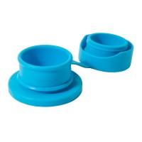 Vorschau: Pura kiki Sportverschluss mit Deckel - blau