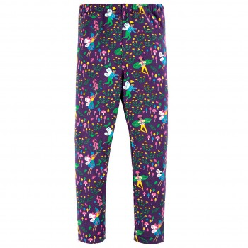 Leggings magische Feen in lila