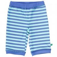 Jungen Badeshorts blau Streifen weiß