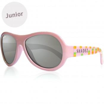 Kinder Sonnenbrille 3-7 schadstofffrei Ananas rosa