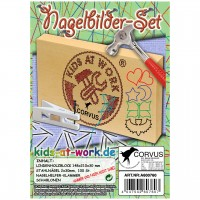 Kids at Work Nagelbilder Set ab 8 J.
