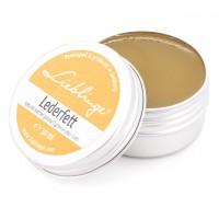 Lederfett mit Lanolin und Bienenwachs 30 ml
