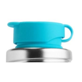 Pura kiki Sportverschluss mit Deckel – blau