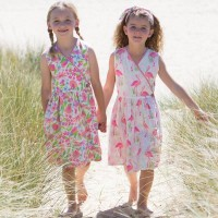 Vorschau: KITE Wendekleid mit 2 Designs für Mädchen