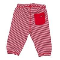 Vorschau: Leichte Babyhose für Drinnen & Draußen - rot
