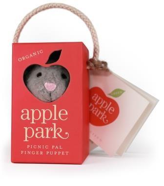 Organic picnic pal Fingerpuppe Bunny