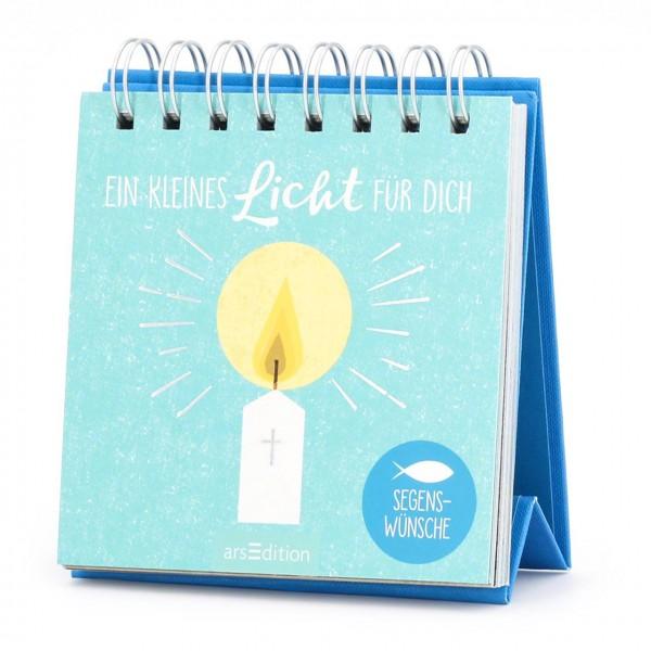 Ein kleines Licht für dich – Geschenkbuch Taufe