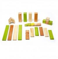 Vorschau: Magnet-Holzbauklötze-Jungle 24-teilig