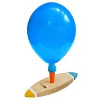 Luftkissen Surfer Boot