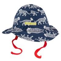 Sonnen Fischerhut Gepard marine