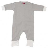 Vorschau: Babyoverall / Bio Strampler ohne Fuß - günstig & gut
