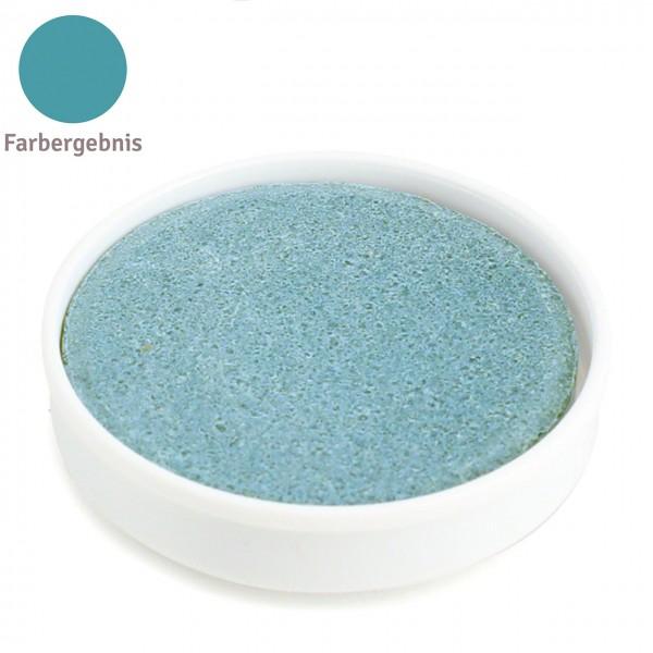 Farbtablette blaugrün – Wasserfarben Ersatzfarben