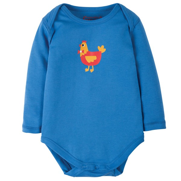 Bio Baby Body Farm Tiere 3er