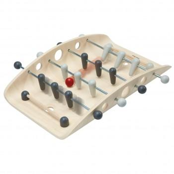 Tischkicker - Tischfussball für Kinder ab 3 - 99 Jahren aus Holz