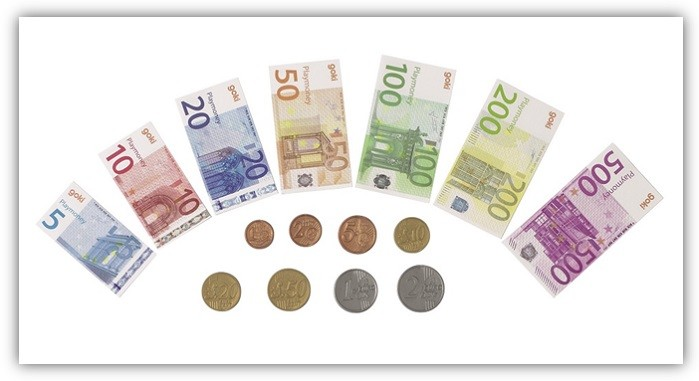 Spielgeld-Kaufmannsladen-Zubehor-fuer-Holzkasse-Goki
