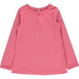 Langarmshirt A-Schnitt pink