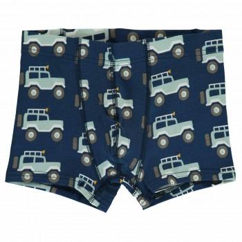 Boxershort Jeeps in dunkelblau