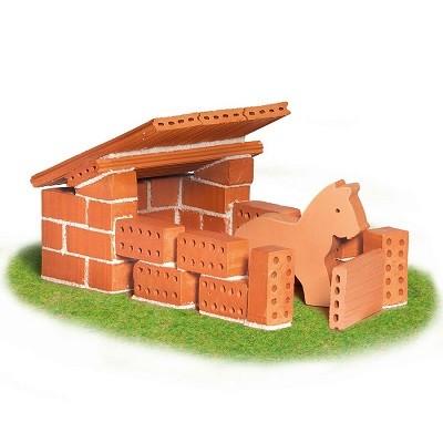 teifoc-kaufen-steinbaukasten-pferdestall