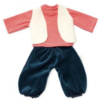 Nanchen Puppenkleider Schulkind Kleidung