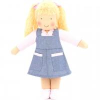 Bio Puppe zum Ankleiden 38 cm - Hannah