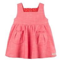 Leichtes Sommerkleid rot
