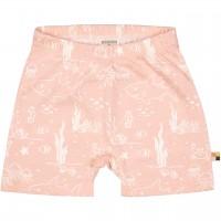 leichte Meereswelt Shorts rosa
