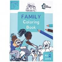 Malbuch ab 2 Jahren – Diversität & Vielfalt erleben