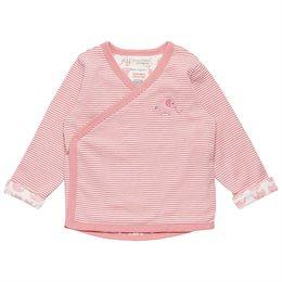 Baby Wende - Wickeljacke Mädchen rosa
