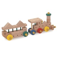 Vorschau: Matador Ki 3 Holzspielzeug mit Hammer 175tlg