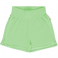 Leichte Jersey Shorts grün