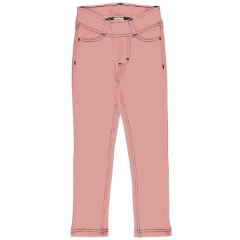 Sweat Treggings bequem rosa