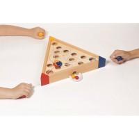 Geschicklichkeitsspiel 3 Spieler Tricours- Teamgeist fördern
