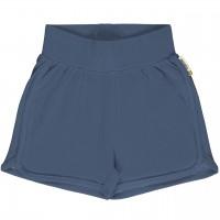 Leichte Jersey Shorts dunkelblau
