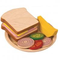 Spiellebensmittel Sandwich
