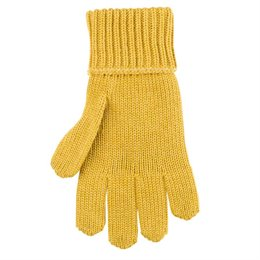 Kinder Fingerhandschuhe Wolle Seide